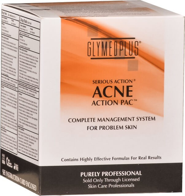 Glymed Plus Serious Action Acne Action Pack Grade 2