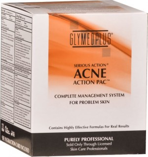 Glymed Plus Serious Action Acne Action Pack Grade 3
