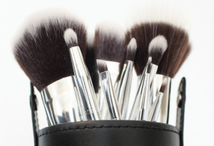 12 Piece Makeup Brush Kit
