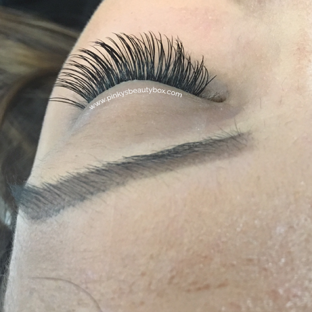 85ce0e133b1 Eyelash Extensions Microblading Before and After